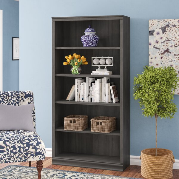 Caines Standard Bookcase by Andover Mills
