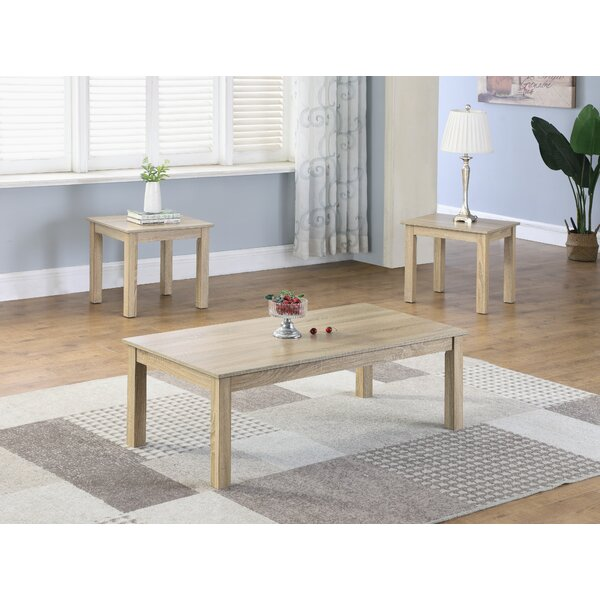 Somersby 3 Piece Coffee Table Set by Winston Porter Winston Porter