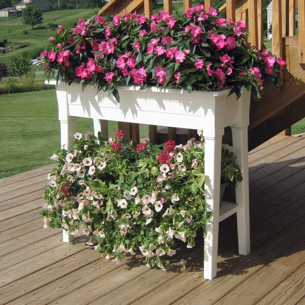 Adams Mfg. Corp. 3 Ft. X 1.5 Ft. Raised Garden & Reviews by Adams Manufacturing Corporation