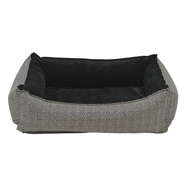 Oslo Bolster Dog Bed by Bowsers
