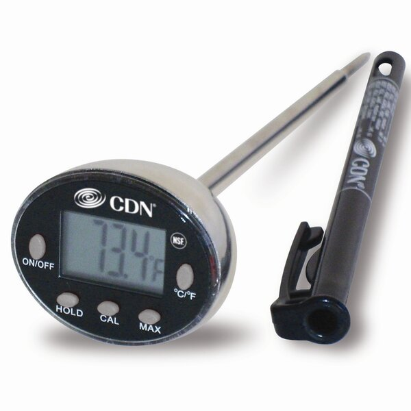 ProAccurate Quick-Read Thermometer by CDN