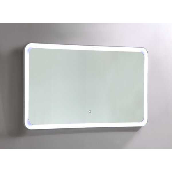 Lighted Bathroom Vanity Mirror by Vanity Art