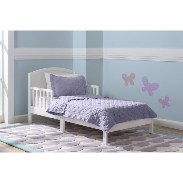 Abby Toddler Bed by Delta Children