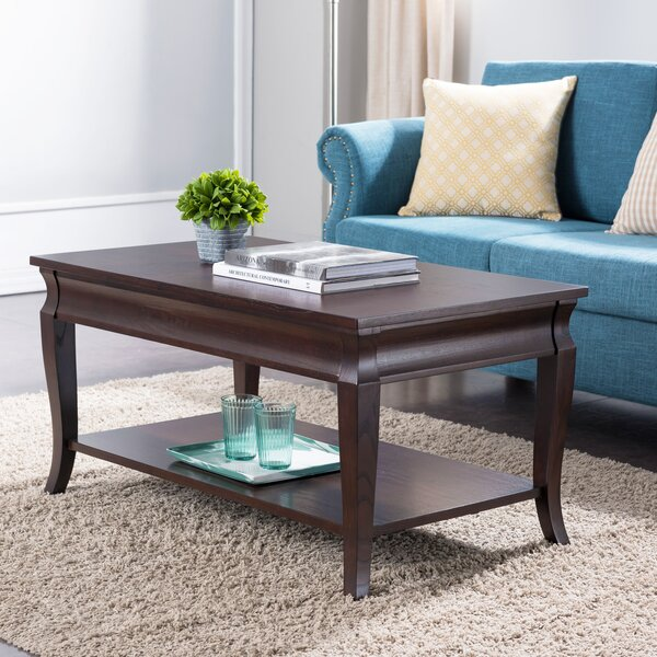 Isidore 3 Piece Coffee Table Set By Rosalind Wheeler