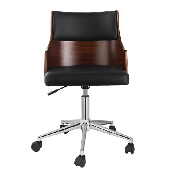 Angell Adjustable Office Chair by Wrought Studio