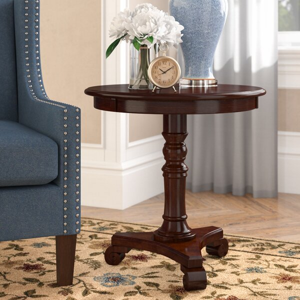 Shipe Classic Accents End Table By Winston Porter
