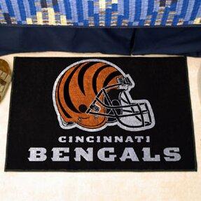 NFL - Cincinnati Bengals Doormat by FANMATS