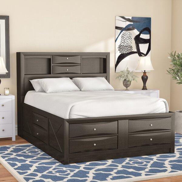 Weidman Storage Platform Bed by Latitude Run