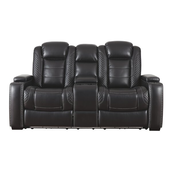 Kreitzer Reclining Loveseat By Latitude Run