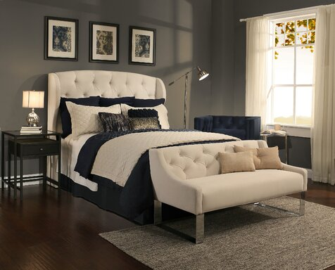 Bedroom. Traditional Bedroom Design T