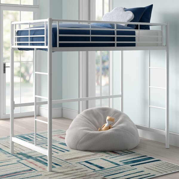 Joplin Twin Loft Bed By Mack & Milo by Mack & Milo Top Reviews
