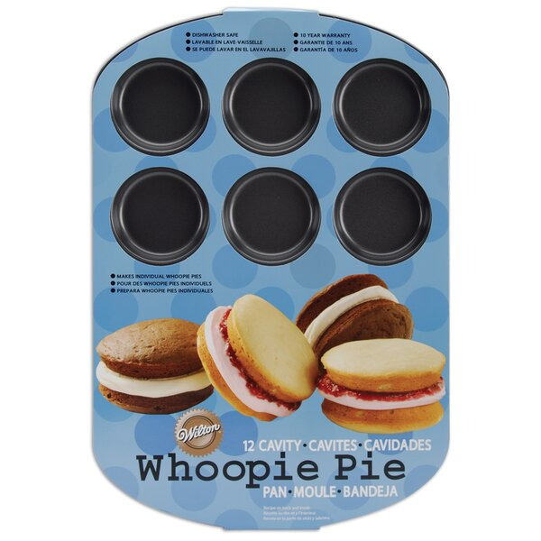 12 Cavity Whoopie Pie Pan by Wilton