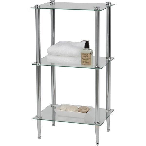 16 W x 30 H Bathroom Shelf by Creative Bath