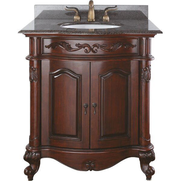 McCloy 31 Single Bathroom Vanity Set by Darby Home Co