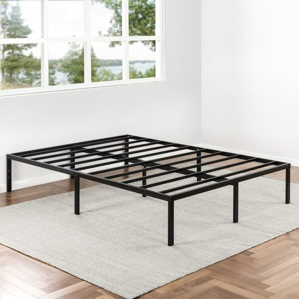 Abbey Bed Frame by Symple Stuff
