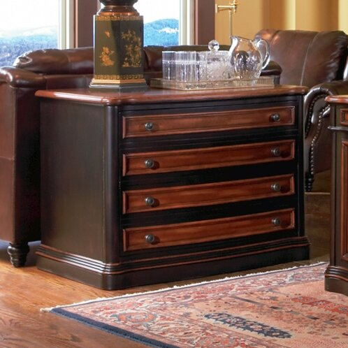 Corona 2 Drawer Home Office Chest