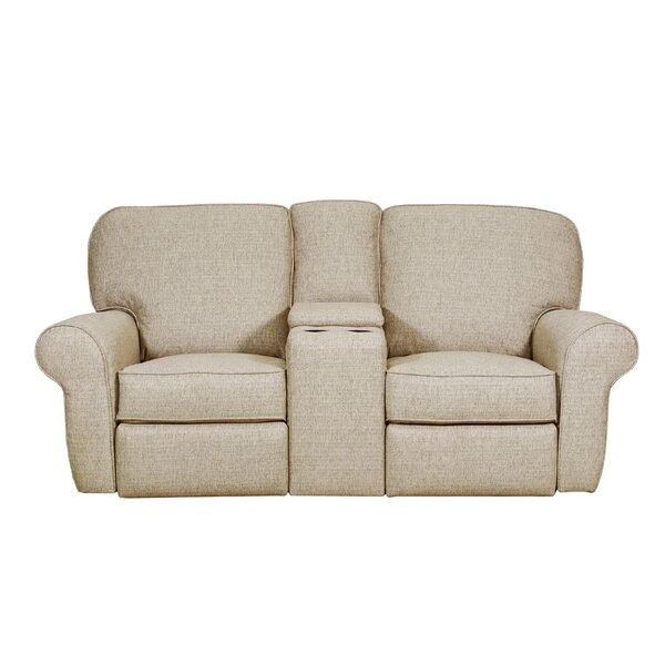 Holiday Shop Sage Shambala Smoke Reclining Loveseat by Lane Furniture by Lane Furniture