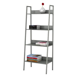 """Archer 59"""" Leaning Bookcase"""