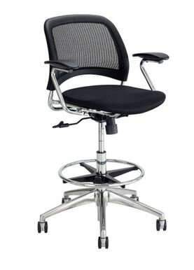 Rêve Series Mesh Drafting Chair by Safco Products