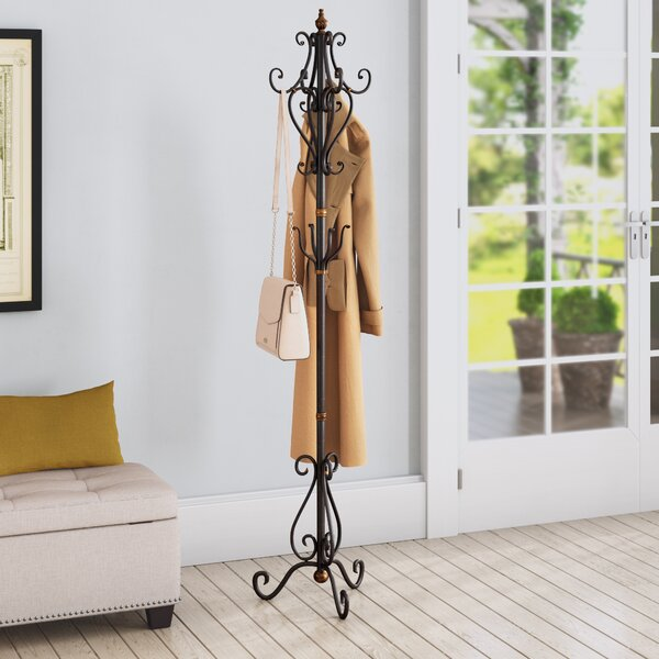 Coat Rack by Fleur De Lis Living