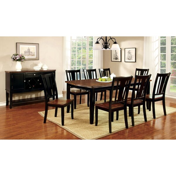 Carolina 9 Piece Dining Set by Hokku Designs