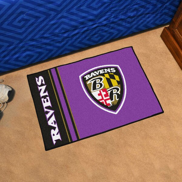 NFL - Baltimore Ravens Starter Doormat by FANMATS