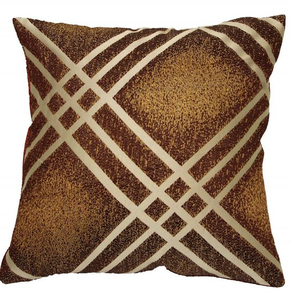 Kyle Throw Pillow by Fleur De Lis Living