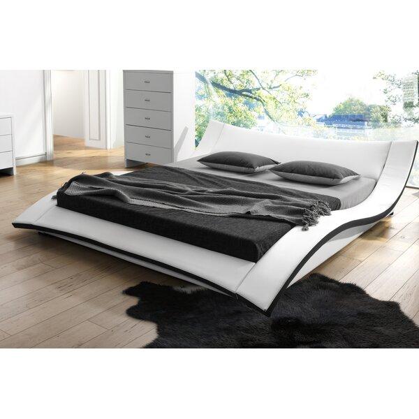 Harvard Upholstered Platform Bed by Orren Ellis