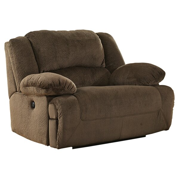 Malta Wall Hugger Recliner by Alcott Hill