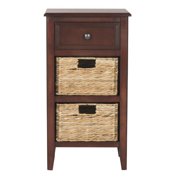 Small Point End Table with Storage by Breakwater Bay
