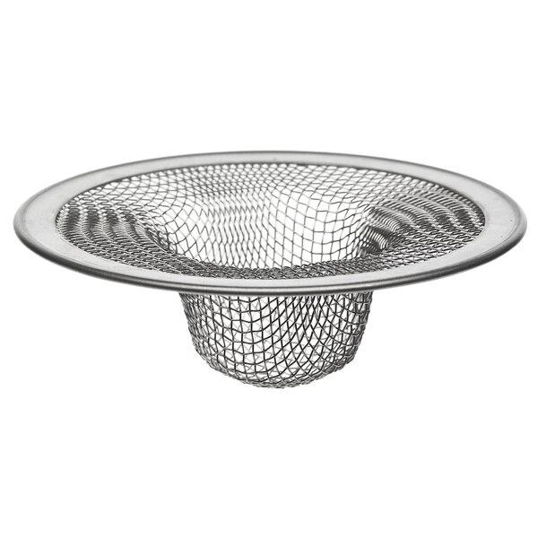 Tub Mesh  Grid Shower Drain by Danco