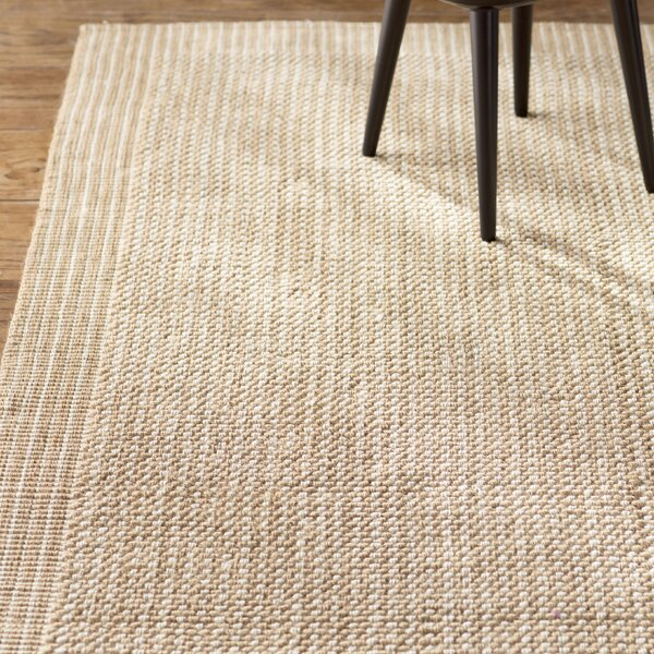 Heyburn Ivory/Beige Area Rug by August Grove