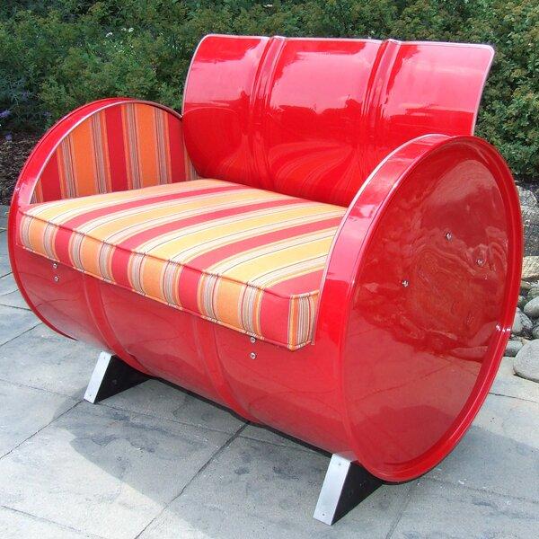 Bravada Salsa Armchair by Drum Works Furniture