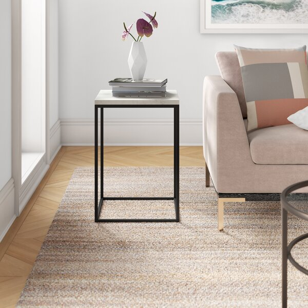 Dorsey End Table By Foundstone