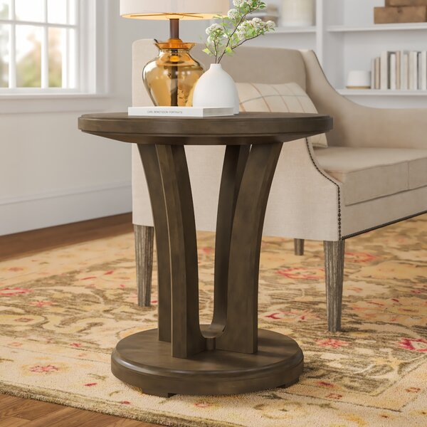 Medfield End Table By Three Posts