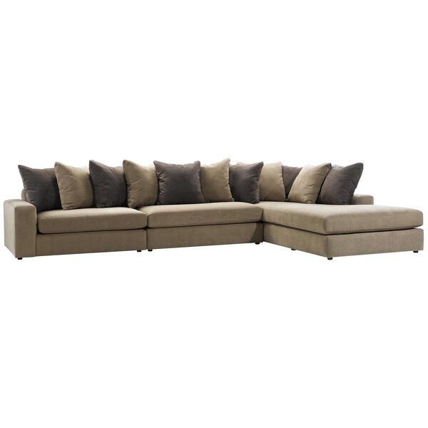 Review Bryn Right Hand Facing Modular Sectional
