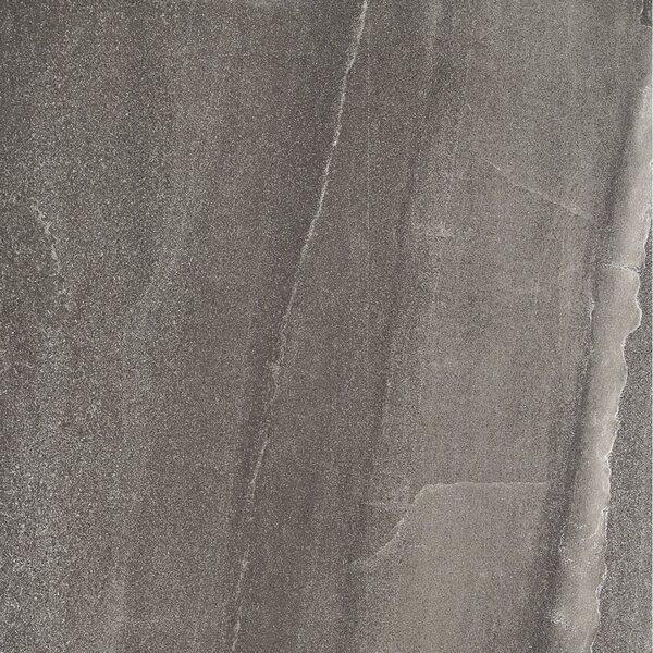 Burlington 24 x 24 Porcelain Field Tile in Dark Gray by Madrid Ceramics