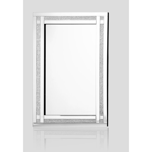 Rectangle Wall Accent Mirror by Everly Quinn