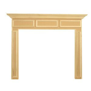 Danbury Fireplace Mantel Surround