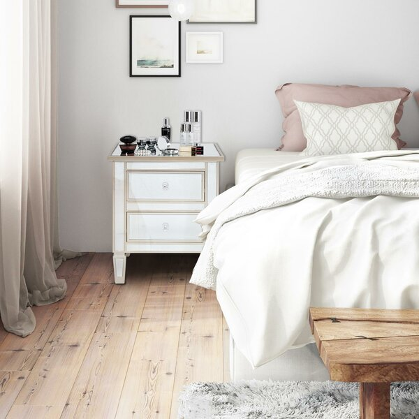 Mcadory 2 Drawer Nightstand By House Of Hampton