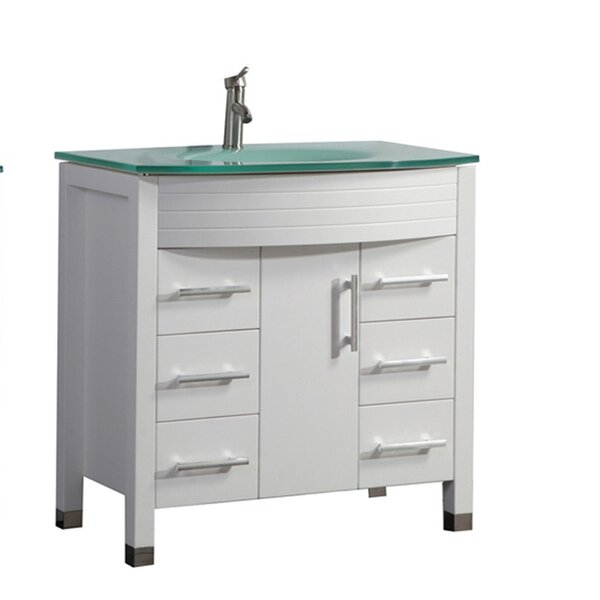 Pratt Modern 48 Single Bathroom Vanity Set by Orren Ellis