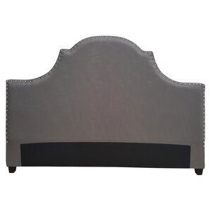 Etienne Modern Upholstered Panel Headboard by One Allium Way