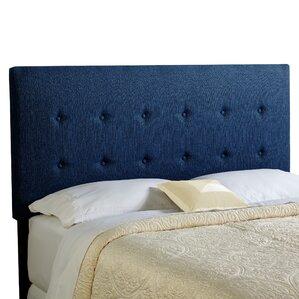 Dublin Upholstered Panel Headboard by Alcott Hill