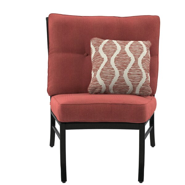 Berglund Patio Chair with Cushions by Darby Home Co