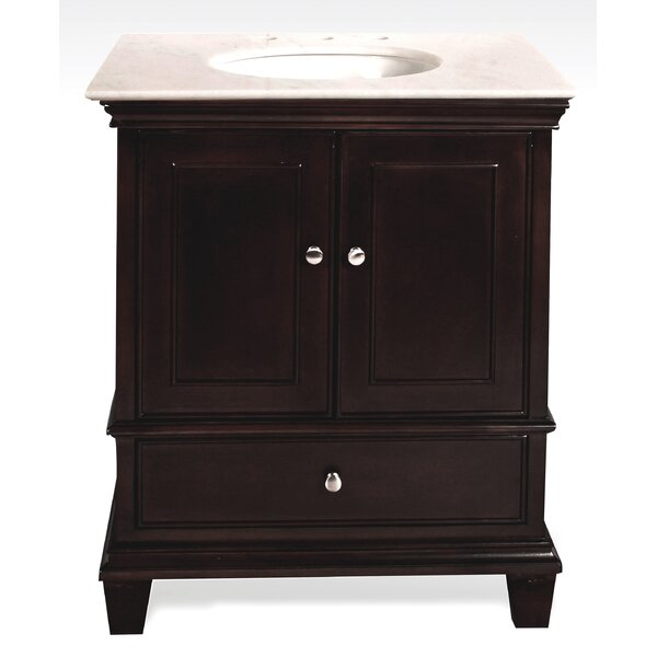 Harpe 30 Single Bathroom Vanity Set by Darby Home Co
