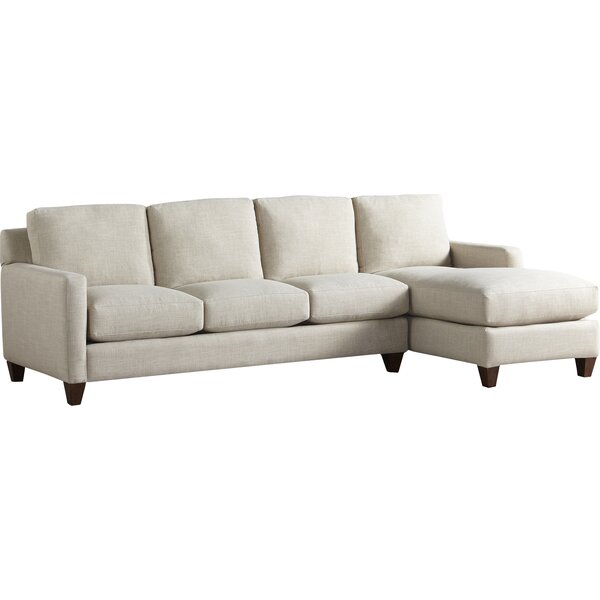 Hedwig Sectional by AllModern Custom Upholstery