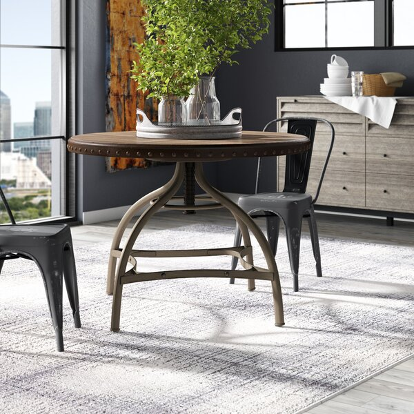 Adalgar Extendable Dining Table by 17 Stories