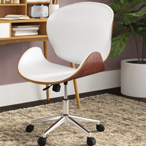 Artemis Mid-Back Desk Chair by Langley Street