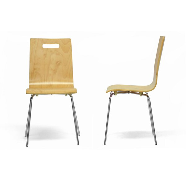 Cheryl Dining Chair (Set of 2) by Wrought Studio