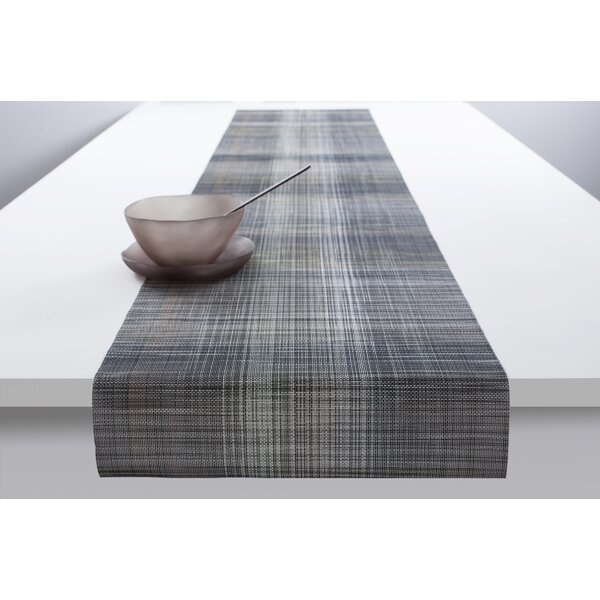 Plaid Table Runner by Chilewich